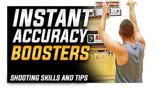 Video How to: Instant Accuracy Boosters | Basketball Shooting Skills and Tips download MP3, 3GP, MP4, WEBM, AVI, FLV Juni 2018