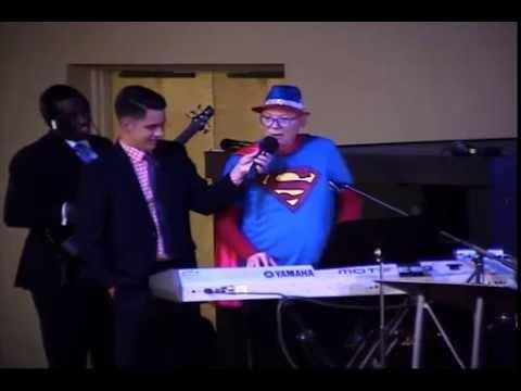 The King's Clown ~ Rev. Lloyd Squires
