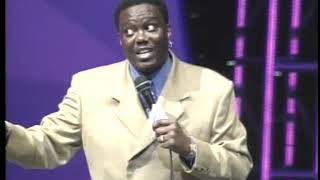 """Bernie Mac """"I Don't Want None"""" Kings of Comedy Tour"""