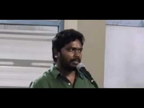 Pa Ranjith Speech about Kabali Failure Mp3