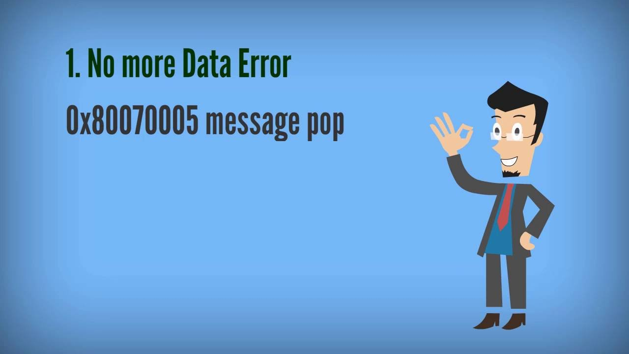How to easily fix Error Code 0x80070005