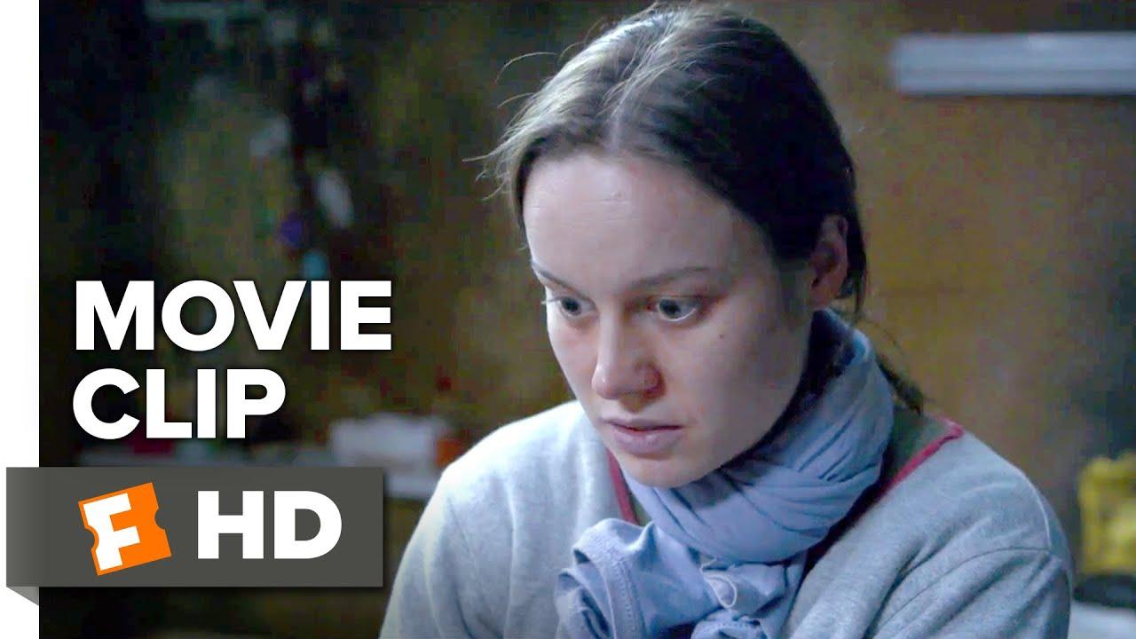 Room Movie CLIP Alice Brie Larson Jacob Tremblay Movie