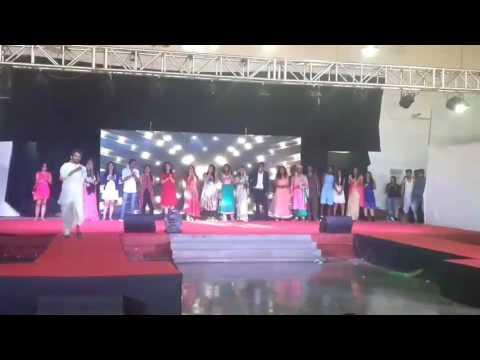 Plateaunica 2k17 at Goa University --Performance as Devdas(SRK) by Uttamraj Malik -- Team Commerce