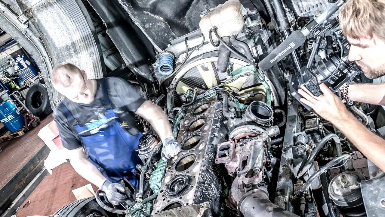 MAHLE   LKW Motoren-Reparatur by GÖHRUM Fahrzeugteile GmbH - YouTube