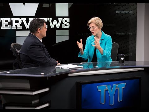 Senator Elizabeth Warren Interview with Cenk Uygur on The Young Turks