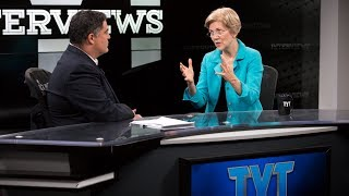 Senator Elizabeth Warren Interview with Cenk Uygur on The Young Turks thumbnail