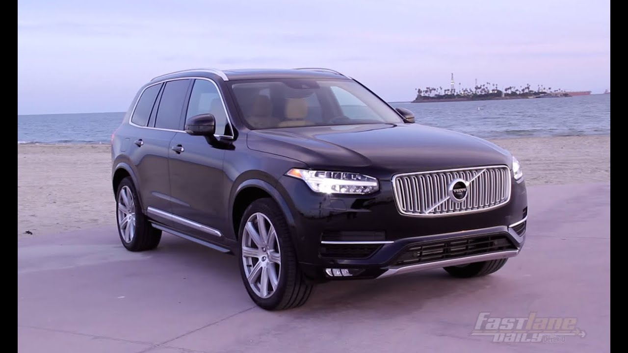 2016 volvo xc90 review fast lane daily youtube. Black Bedroom Furniture Sets. Home Design Ideas