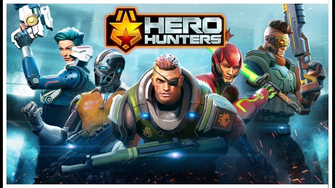 Image result for hero hunters
