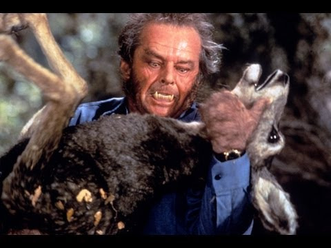 WOLF Jack Nicholson Vs Deer