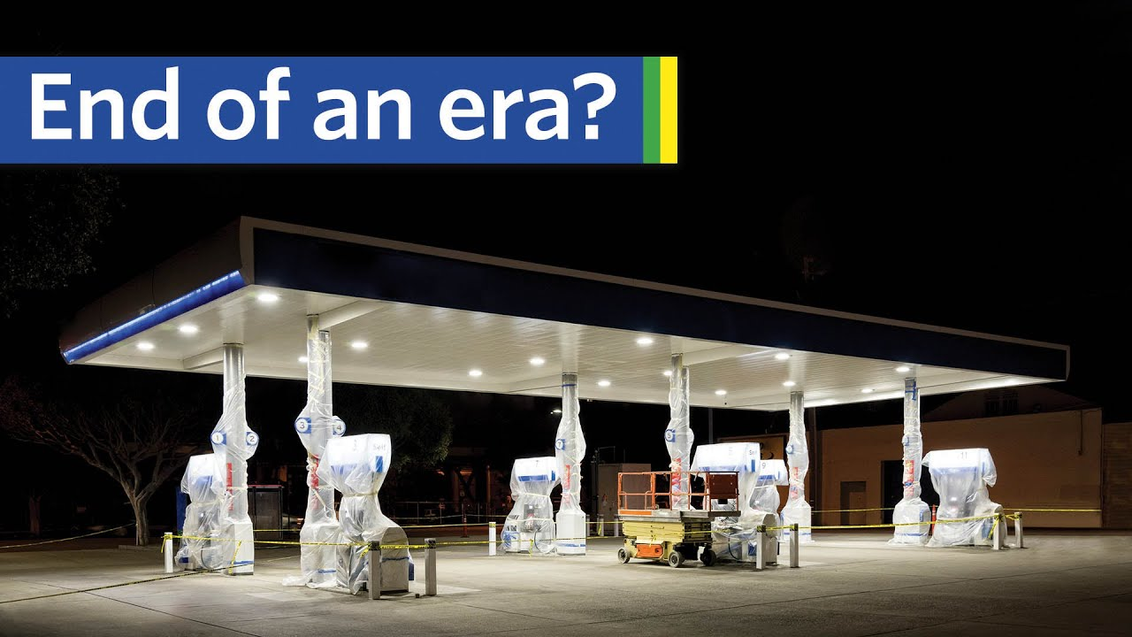 Will electric cars kill gas stations?