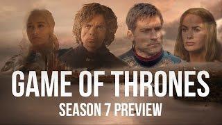 Game of Thrones - Season 7 Preview Part 1 (Daenerys, Tyrion, Cersei & Jaime)