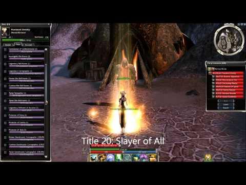 """Guild Wars - Frio getting """"God Walking Amongst Mere Mortals"""""""