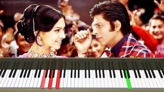 Ajab Si - Om Shanti Om Piano Cover