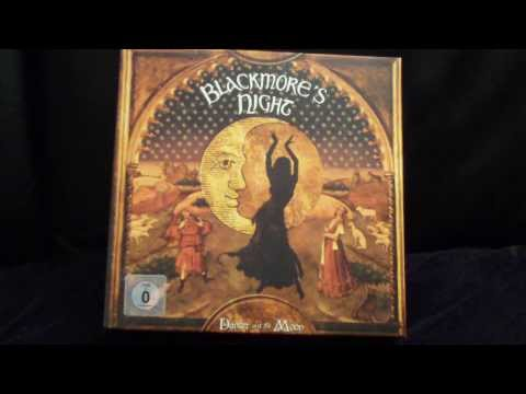 Blackmore´s Night Dancer and Moon REVIEW DVD CD BOX SET Unboxing