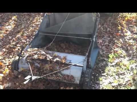 Yard Sweeper Redneck repair