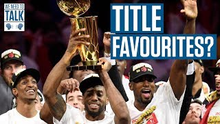 With Kawhi, Are The Raptors Still Title Favourites? – We Need To Talk
