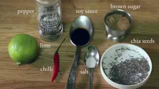 Asian Style Quinoa Bowl