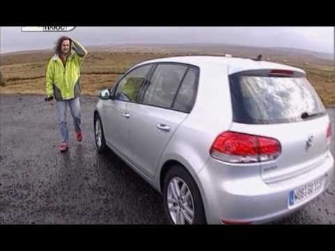 121 Volkswagen Golf 6 - Наши тесты