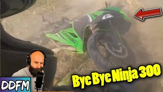 BRAND NEW Motorcycle Riḋer Made The Biggest Motorcycle Mistake EVER