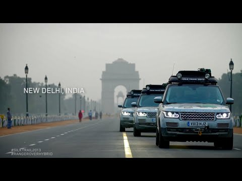 Range Rover Hybrid: From China to Mumbai