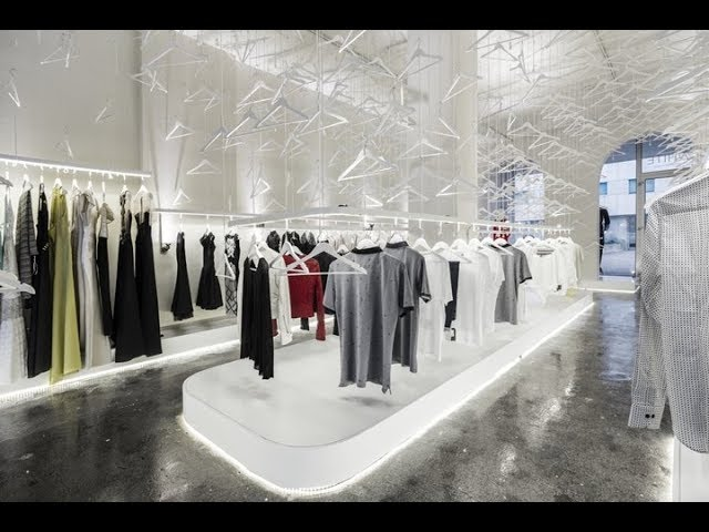 100 Clothing Store Design Concepts And Manufacture Youtube