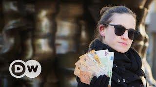 Almanların para ile imtihanı / Meet the Germans - DW Türkçe
