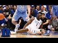 Duke's Zion Williamson Injured Early In North Carolina Game