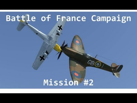 IL-2 Cliffs of Dover - SoW BoF Campaign Mission #2