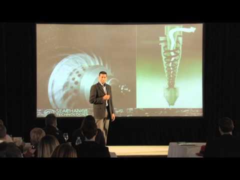 SeaChange Technologies at Raleigh Innovators Demo Day 2015