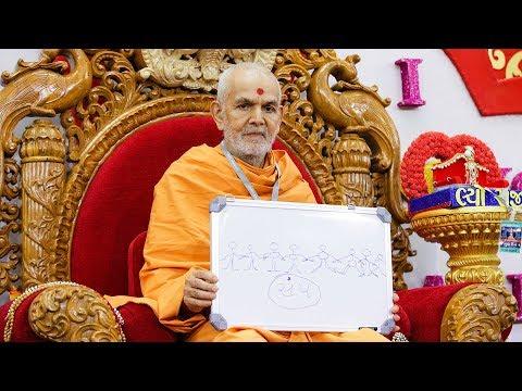 Guruhari Darshan 16-18 Aug 2018, Atladra, India