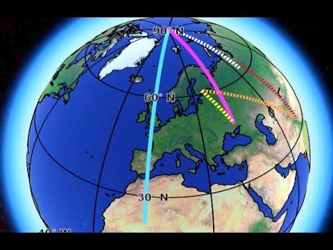 Earth Axis Tilt, Quake Watch, Line of Lightning  | S0 News Sep.21.2018