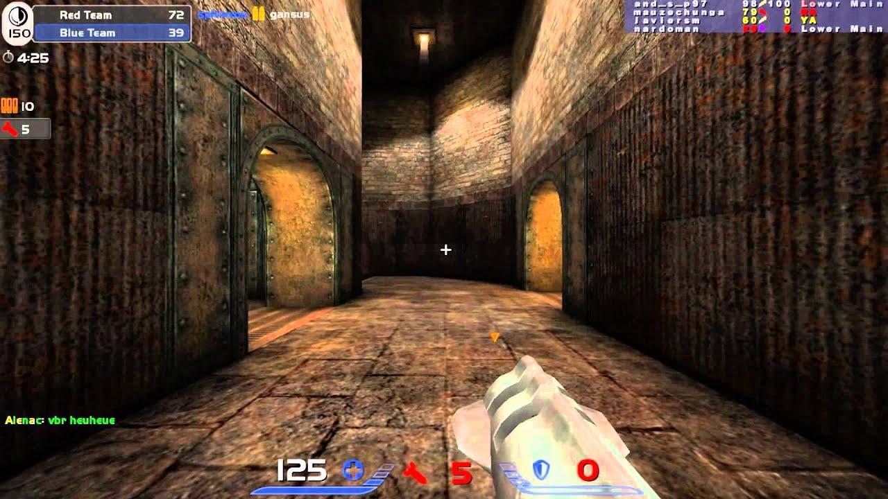 QUAKE LIVE -GAMEPLAY- HD - FREE TO PLAY- Steam- Gansus