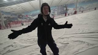 Sam Pilgrim: Snowboarding with Team GB