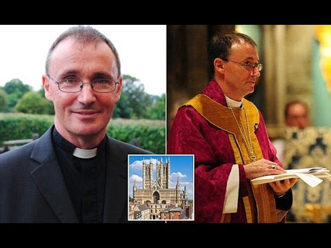 Bishop of Grantham becomes FIRST in the Church of England to declare he's in a gay relationship   an