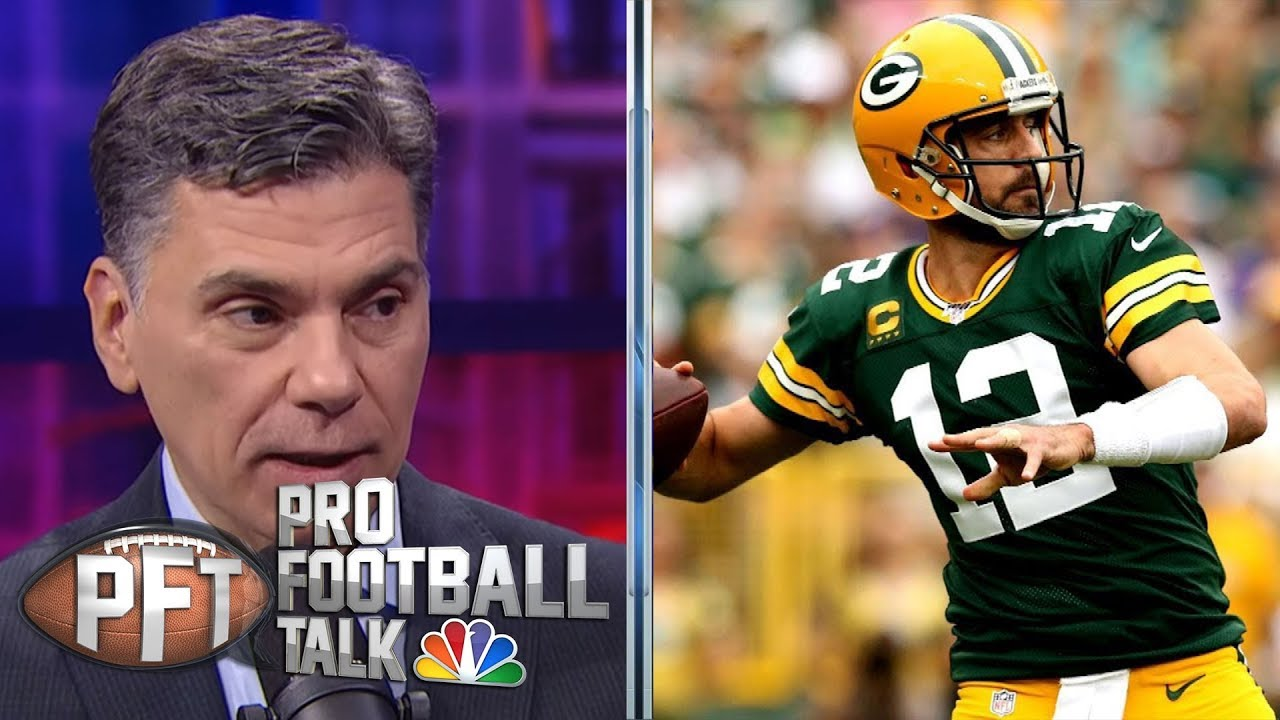 Green Bay Packers' offense does just enough to win in Week 2 | Pro Football Talk | NBC Sports