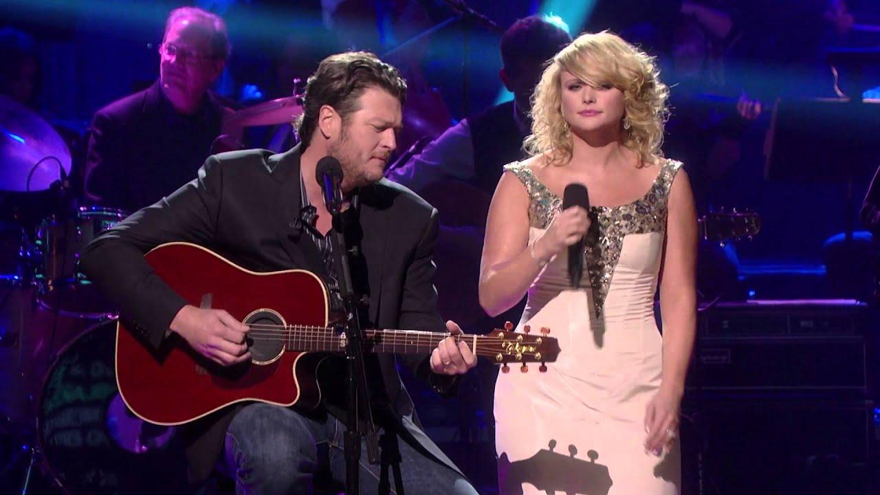 Blake Shelton And Miranda Lambert Sing Touching Version Of 'Home' -  Christian Music Videos