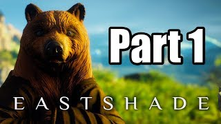 EASTSHADE (2019) PS4 PRO Gameplay Walkthrough Part 1 (No Commentary)