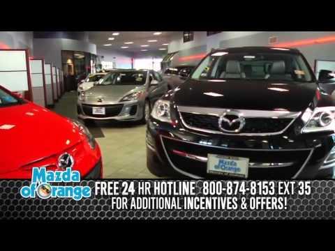2014 Mazda 6 Special Lease Offer Orange County CA   Mazda Of Orange   May  2013