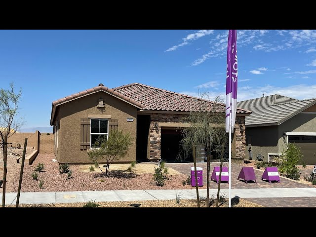 Rhapsody at Cadence by Storybook Homes   New Home For Sale Henderson   Lyric Home Tour 411k+  1662sf