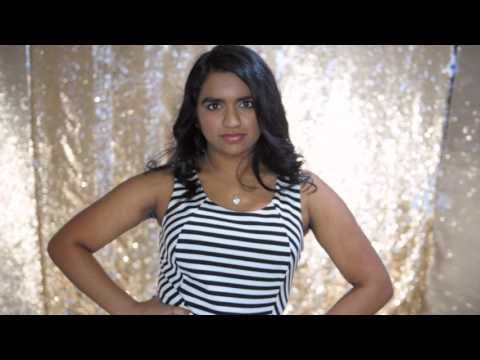 Glam On Gold | Janani for Studio B Seniors