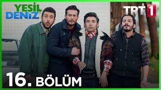 """16. Bölüm """"Süleman'ın İntikamı"""" / Yeşil Deniz (1080p)"""