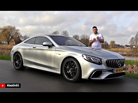 2018 Mercedes-AMG S63 4Matic+ Coupe | 612hp 900nm | NEW FULL Review Interior Exterior Revs