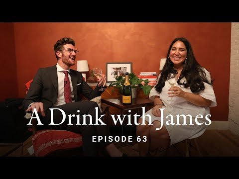 A Drink with James Episode 63 - A Conversation with Sydney Fazende