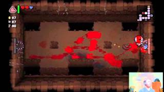 Binding of Isaac Rebirth 2: The Womb Attempt 1