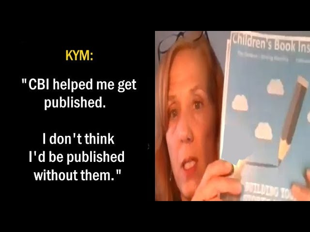 Kym: You Can't Go Wrong with CBI