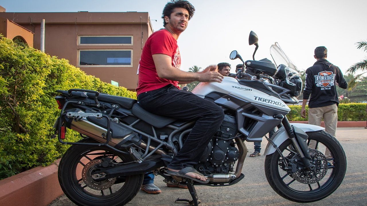 Mumbiker nikhil bike pics