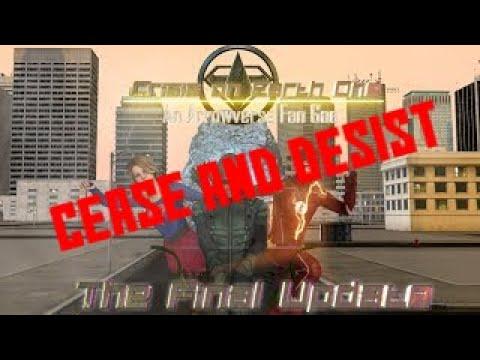 Crisis on Earth One: An Arrowverse Fan Game (The Final Development Update!)