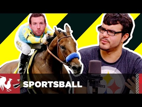 Is a Horse a Person? - Sportsball #17