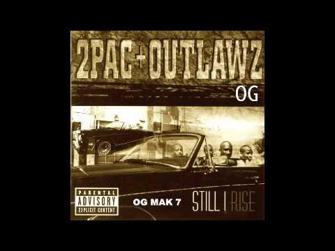 2Pac - 13. Tattoo Tearz OG - Still I Rise
