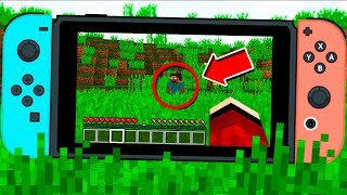 FINDING HEROBRINE in Minecraft Switch Edition?!